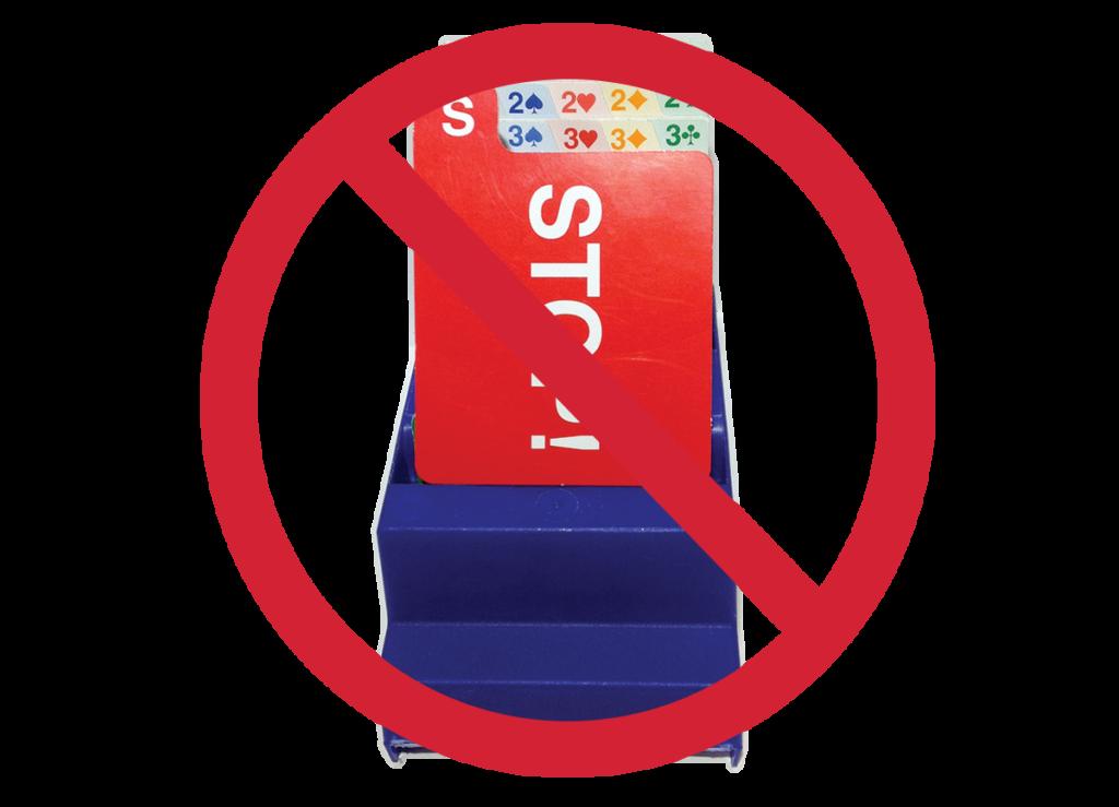 Goodbye, Stop Card
