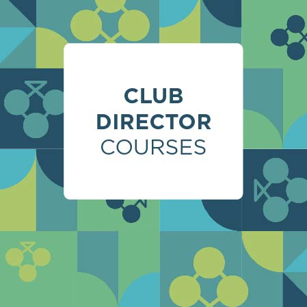 Club Director Courses